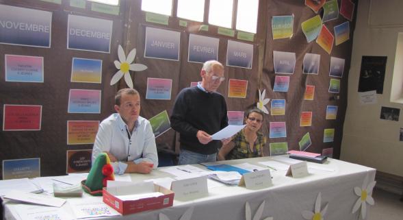 Maison Pour Tous Centre Social de Bar-sur-Aube