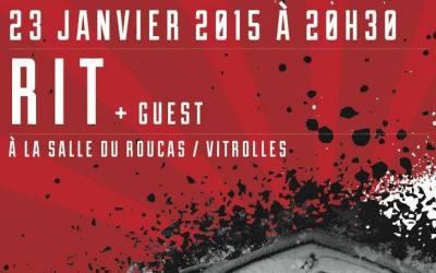 Concert R I T + guest
