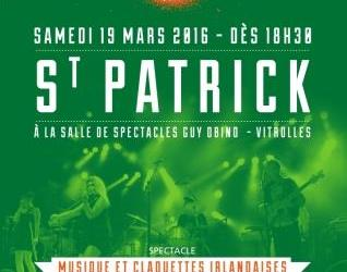 Saint Patrick 2016