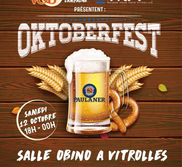 OKTOBERFEST (fête de la Bière)