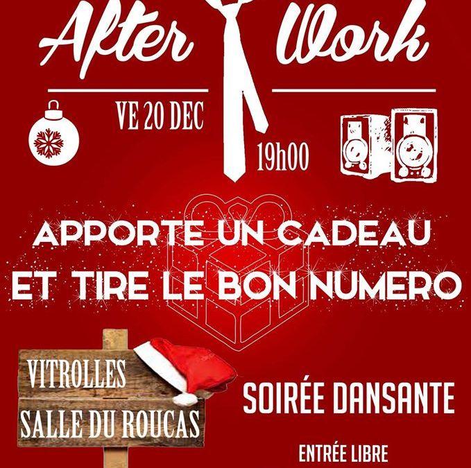 AfterWork de Noël