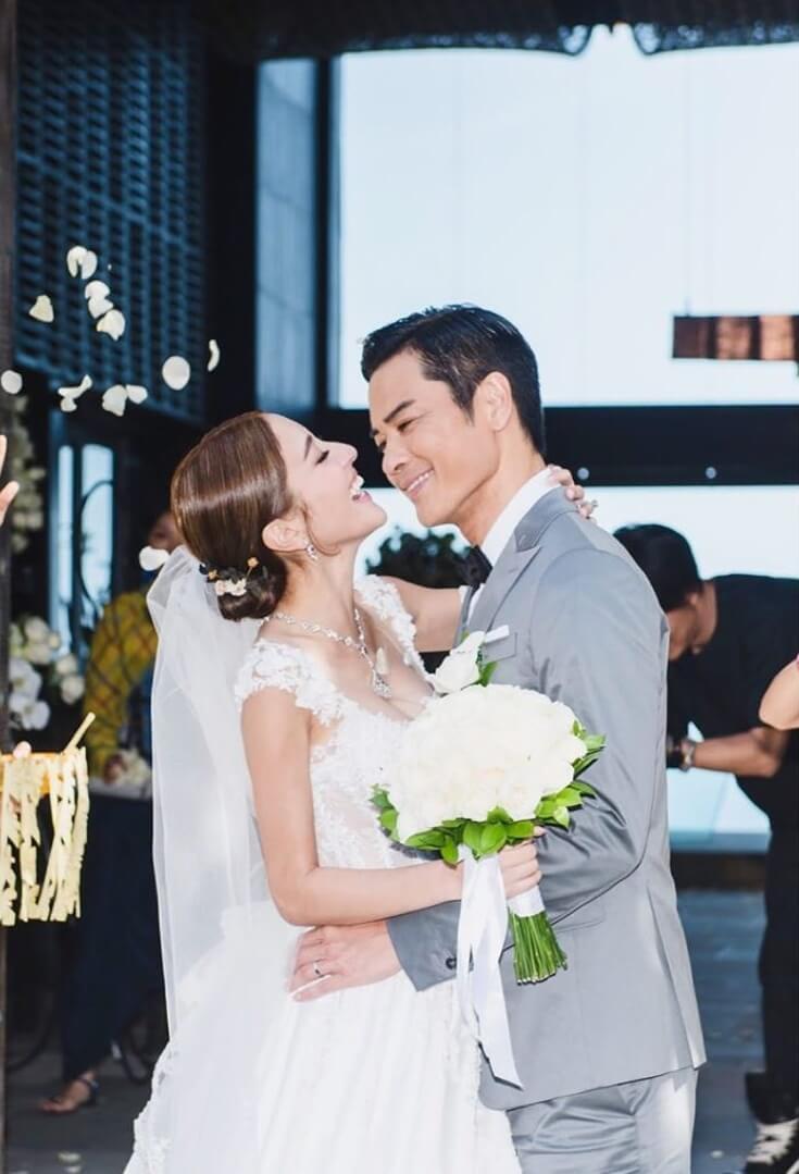 結婚兩周年紀念 陳凱琳向鄭嘉穎訴愛意 - 本地 - 明周娛樂