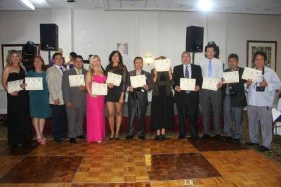 "Confederacion Nacional de Periodistas del Ecuador ""Capitulo New York"" DECIMO TERCER SEMINARIO DE PERIODISMO MODERNO EN NEW YORK."
