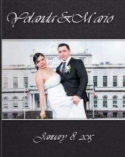 Matrimonio en Civil de Yolanda y Mario