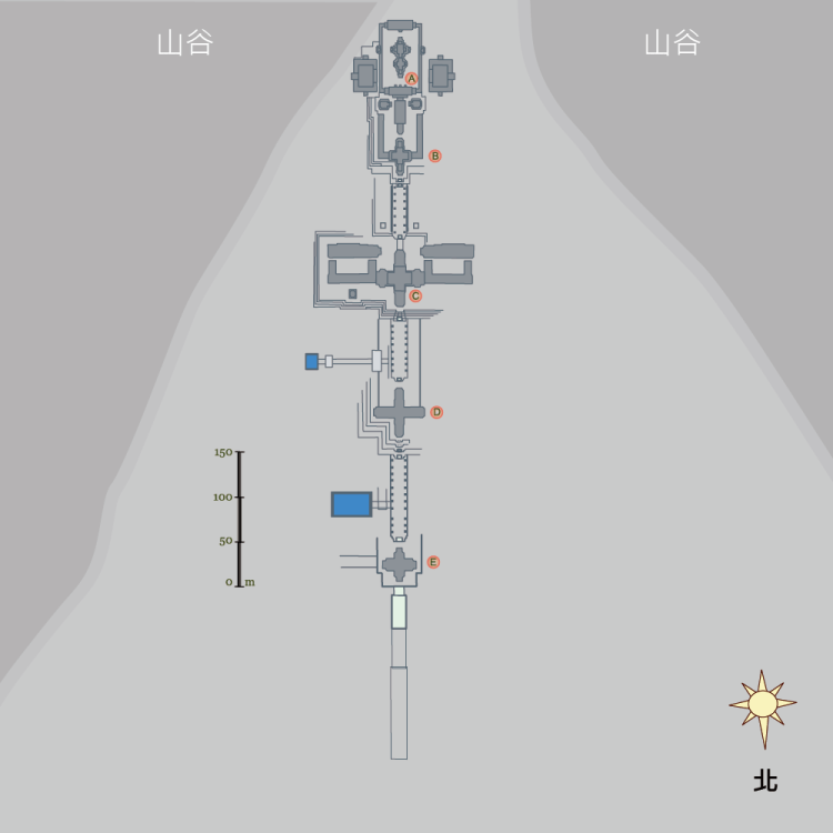 柏威夏地圖