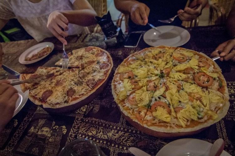 開心比薩 (Happy Pizza)