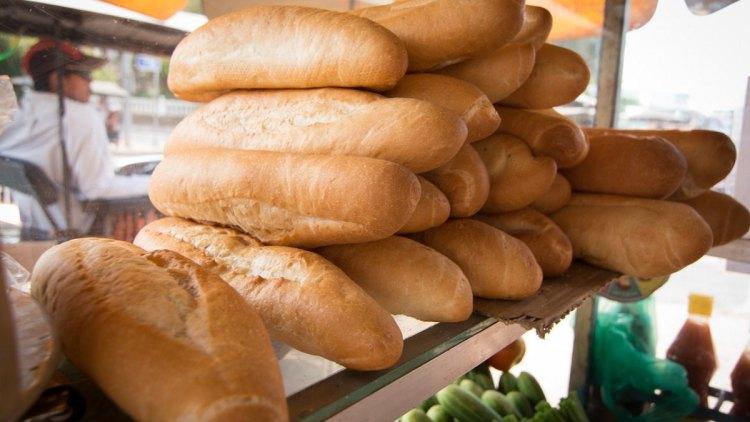 法國麵包夾肉