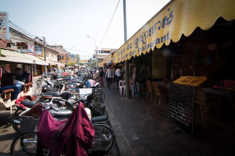 吳哥窟老市場