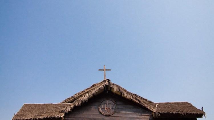 吳哥窟教堂