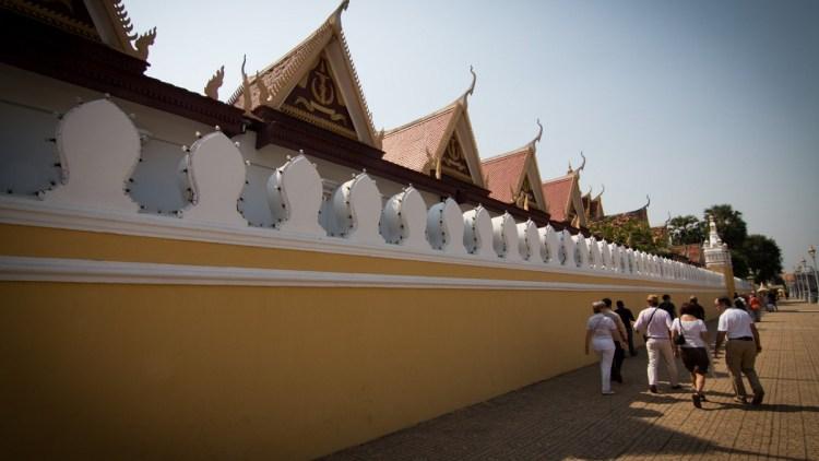 金邊皇宮 (Royal Palace)