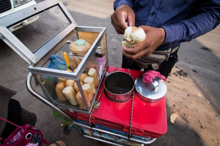 法國麵包冰淇淋