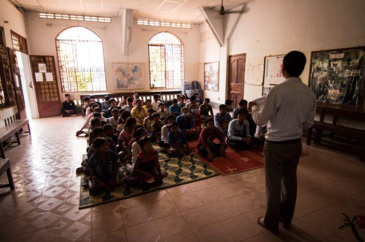 柬埔寨義工團