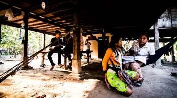 柬埔寨志工團