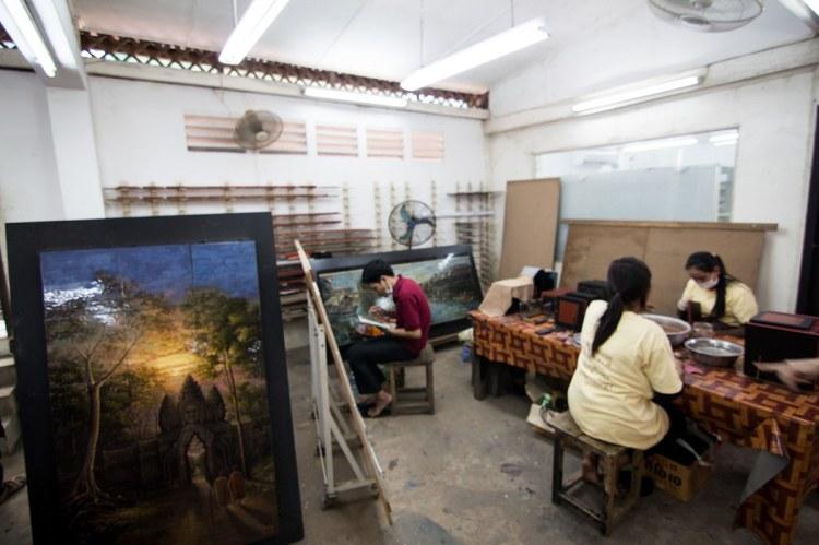 吴哥艺术中心