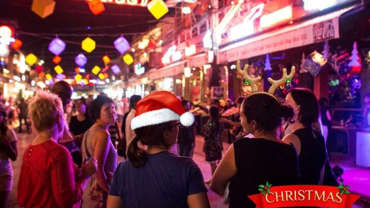 吳哥窟聖誕節
