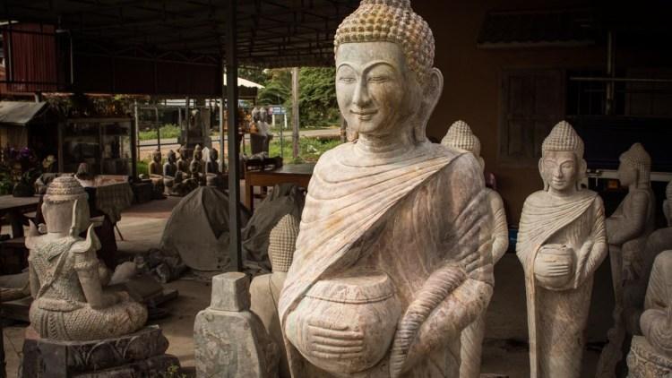 菩薩市石雕 Pursat