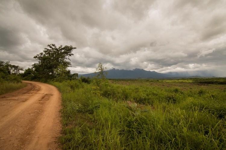 柬埔寨山區
