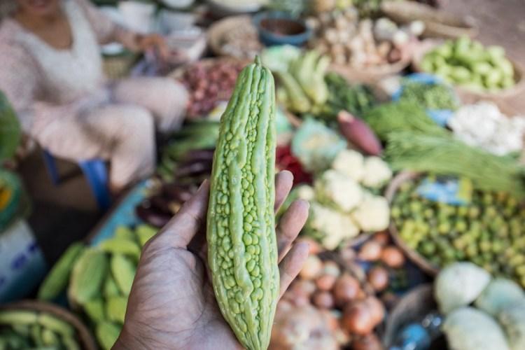 柬埔寨物价 - 食材篇