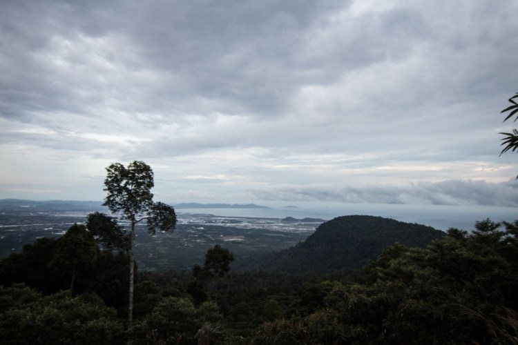 波哥山國家公園 Bokor National Park