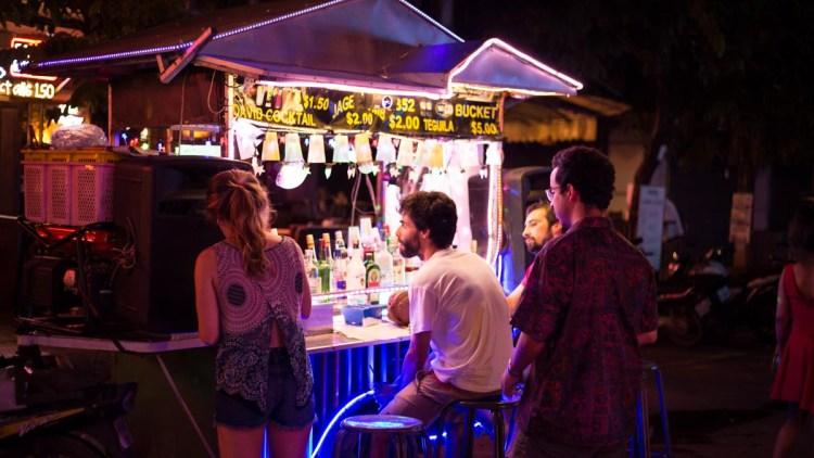 Pub Street 酒吧車