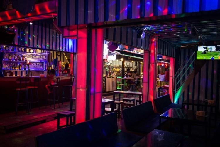 貨櫃夜市 Eiffel Time Container Night Market