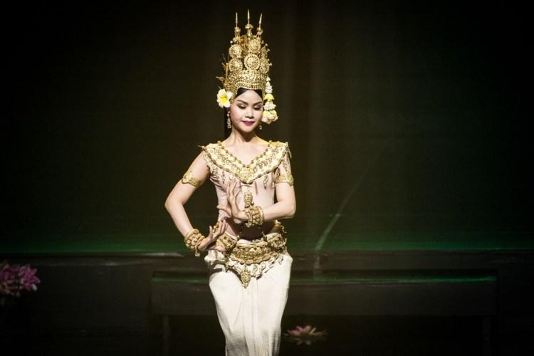 Apsara 舞蹈
