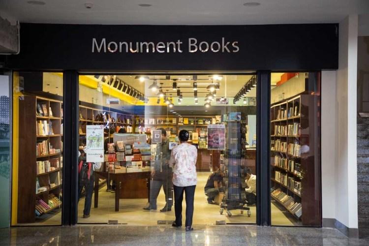 暹粒 Monument Books 書局