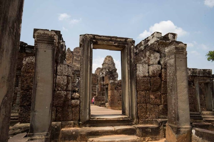 東梅蓬寺 East Mebon