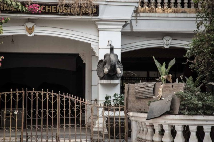 柬埔寨新冠肺炎特别报导 - 暹粒酒吧街