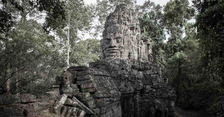 吴哥城 Angkor Thom