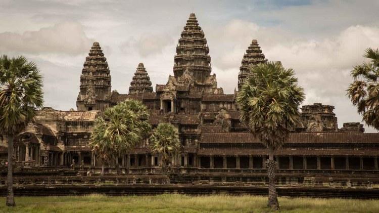 吴哥窟 (Angkor Wat)
