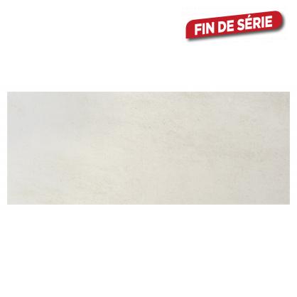 carrelage mural blanc smart 50 x 20 cm 15 pieces mr bricolage