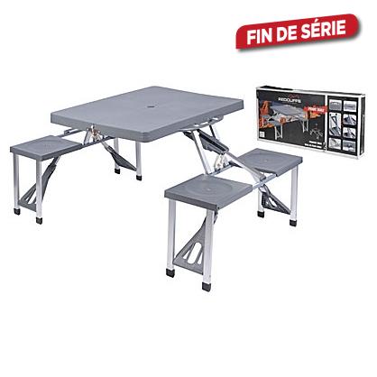 table de pique nique pliable mr bricolage