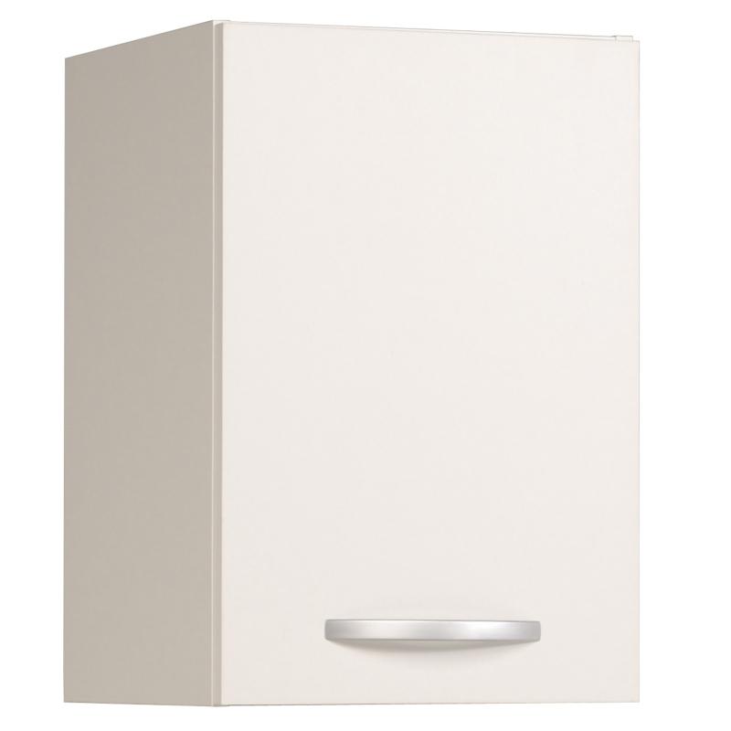 meuble de cuisine haut eko blanc mat 40 x 35 x 58 cm ekipa mr bricolage