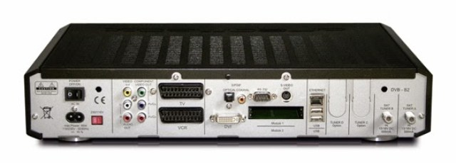 Dreambox DM-8000 HD PVR Satellite Receiver Software Loader