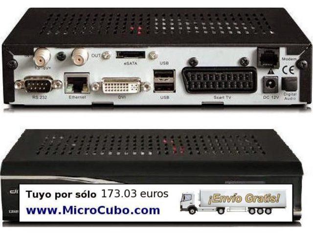 Dreambox DM800 HD PVR Satellite Receiver Firmware