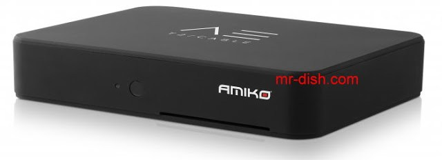 AMIKO A3 T2/C Sortware