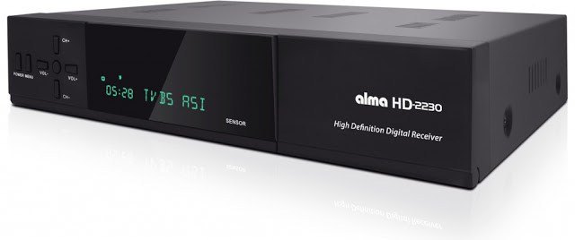 Alma HD 2230 Software Download