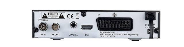 Golden Media Mania 265 Receiver Software, Tools