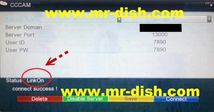 HW 203.00.019 GX6605S BOARD RECEIVER CLINE OK POWERVU SOFTWARE