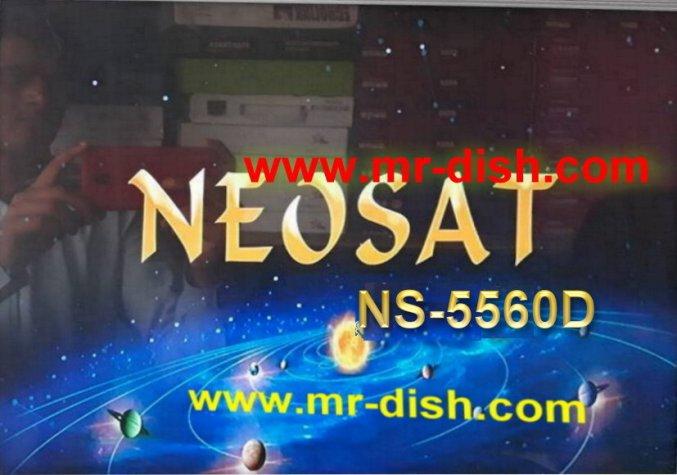 NEOSAT NS-5560D HD RECEIVER POWERVU SOFTWARE TEN SPORT OK