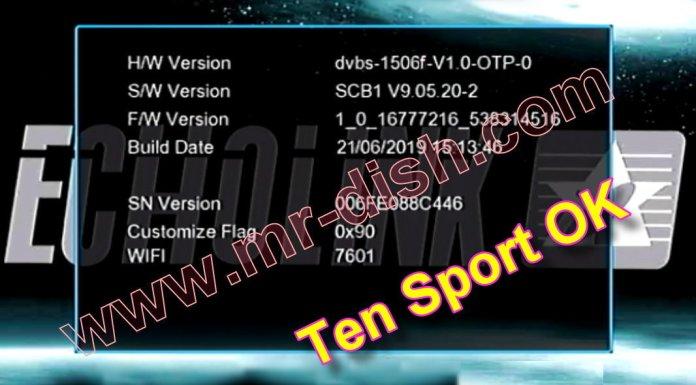 MULTIMEDIA 1506F SCB1 POWERVU SOFTWARE TEN SPORT OK