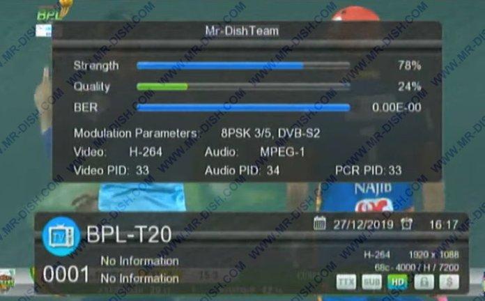 BPL-T20