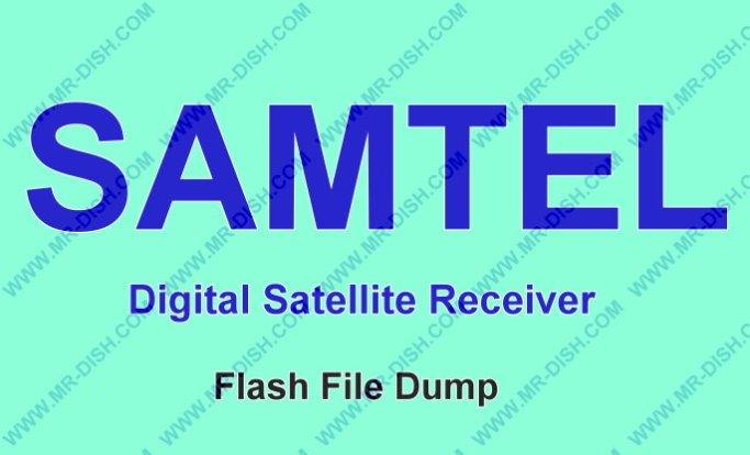 Flash File Dump Samtel Receiver Factory Software