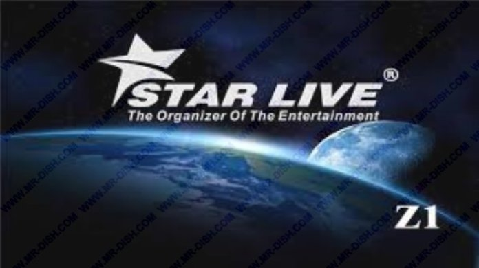 STAR LIVE Z1 HD NEW SOFTWARE WITH ECAST