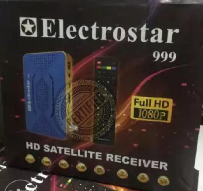 ELECTROSTAR 999 1506TV SVA1 NEW SOFTWARE
