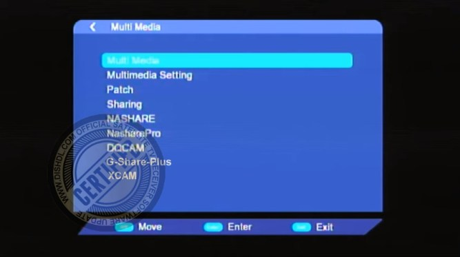 ONE STAR X5 1506TV 4M Software With XCAM And G SHARE Plus