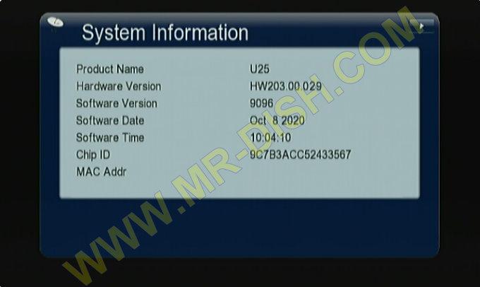 F1 F2 GX6605S HW203.00.029 DOLBY AUDIO SOFTWARE