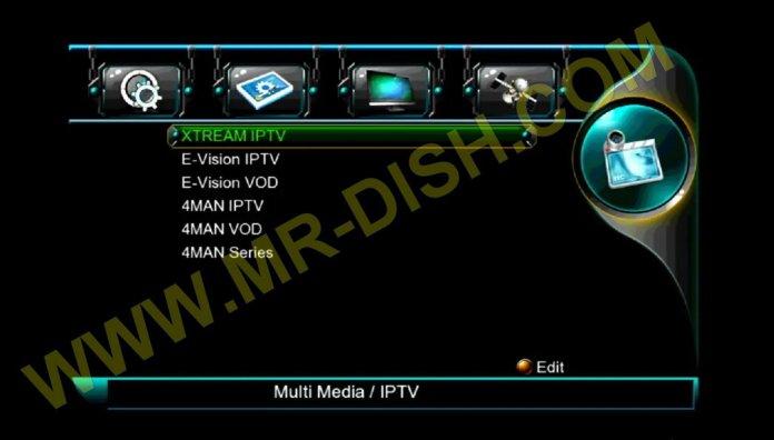 ROYAL 8000 PRO PLUS 4Man IPTV