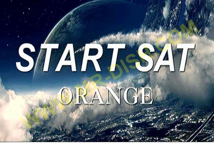 START SAT ORANGE 1506T RECEIVER NEW SOFTWARE